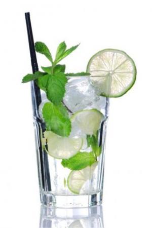 Безалкогольный мохито коктейль рецепт с