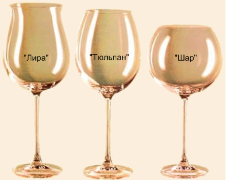бокалы для вина белого фото